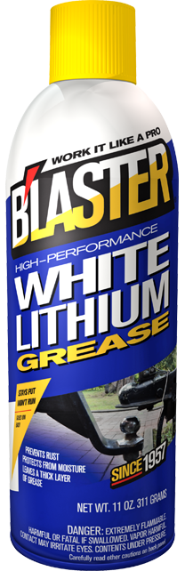 WHITE LITHIUM GREASE – Blastercorp