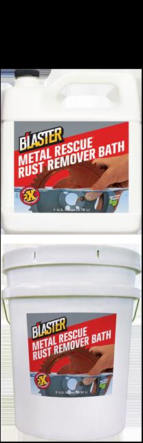 Rust Remover Bath